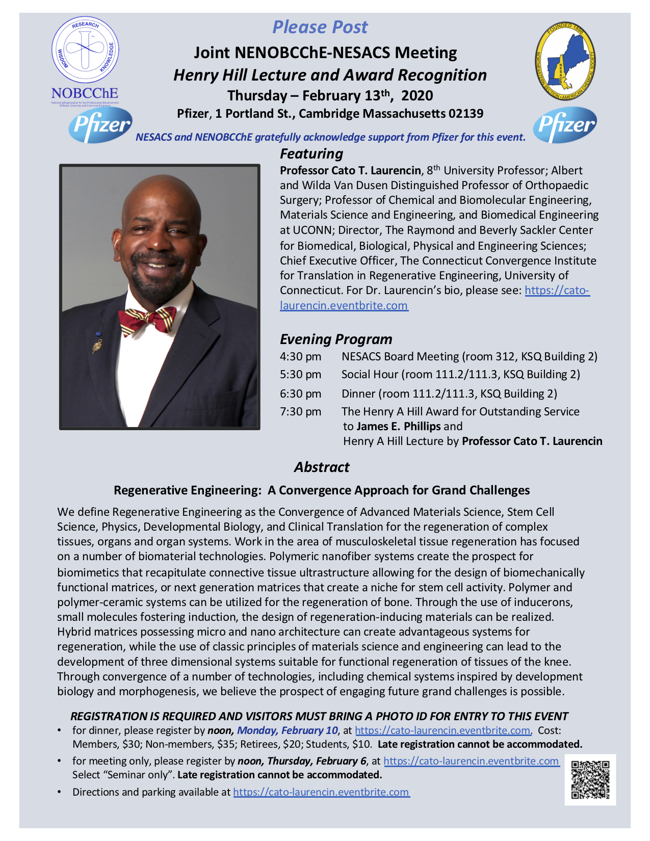 Feb2020 Henry Hill Lecture Flyer